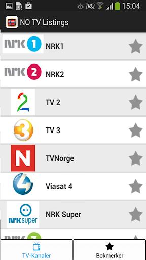 Norske TV-guide - i Dag og Nå