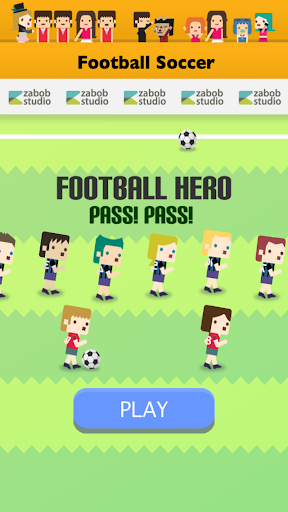 Soccer Game - FootBall Hero