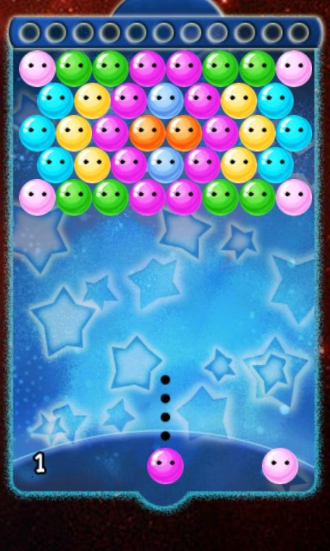 BubbleBlasterGame - screenshot