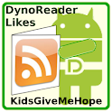 Dyno Reader for KGMH logo