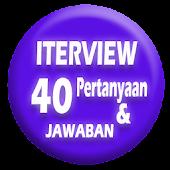Interview 40 Pertanyaan & Jwbn