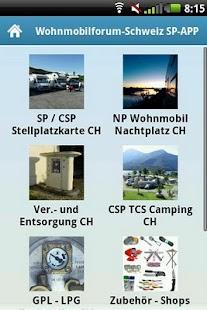 Wohnmobilforum-Schweiz SP-APP- screenshot thumbnail