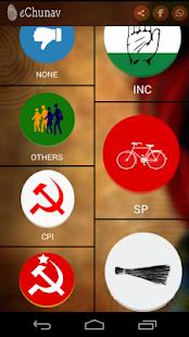 EChunav screenshot