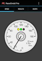 Screenshot of RaceDroid Pro GPS Dyno