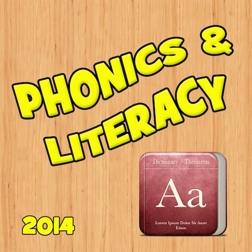 Phonics & Literacy LOGO-APP點子
