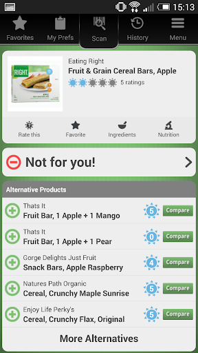 【免費健康App】ipiit, The Food Ambassador-APP點子