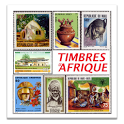 Timbres d'Afrique icon