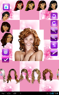 Smart Hairstyle , Hair Styler - screenshot thumbnail