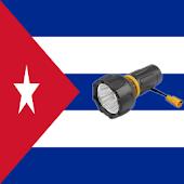 Linterna flash led Cuba