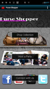 Purse Shopper - Hide My Text screenshot 0