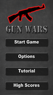 Gun Wars Paid Version - screenshot thumbnail