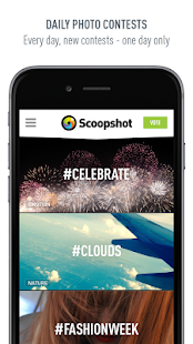 Scoopshot- screenshot thumbnail