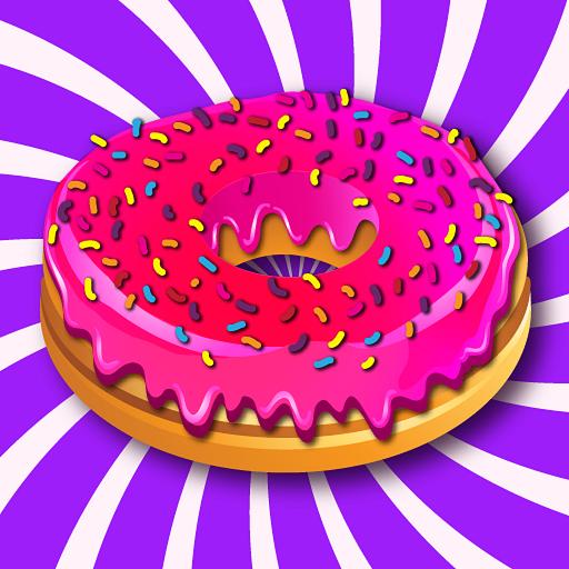 Donut Maker (No Ads) 休閒 App LOGO-硬是要APP