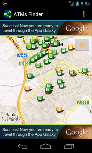 免費旅遊App Cajeros Automáticos 阿達玩APP