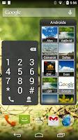 Screenshot of DW Contacts widget