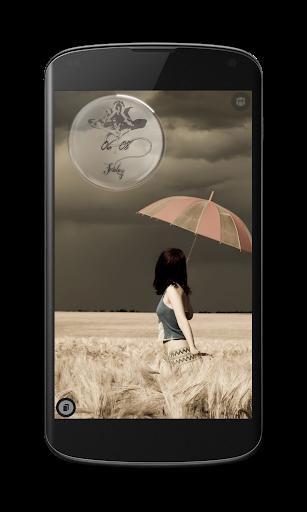 【免費個人化App】Nightcrawler Clock Uccw Skin-APP點子