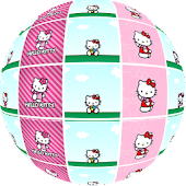 Hello Kitty Inspired Puzzle D