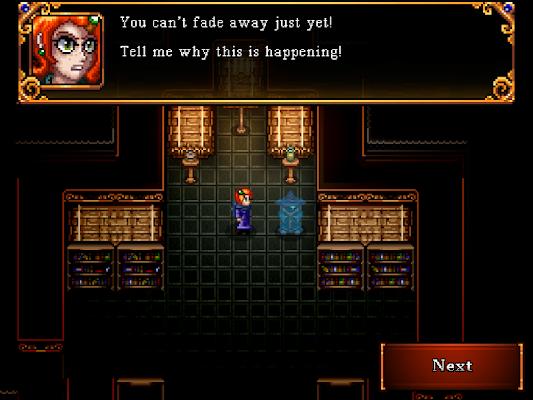 Almas Wayward - Screenshot
