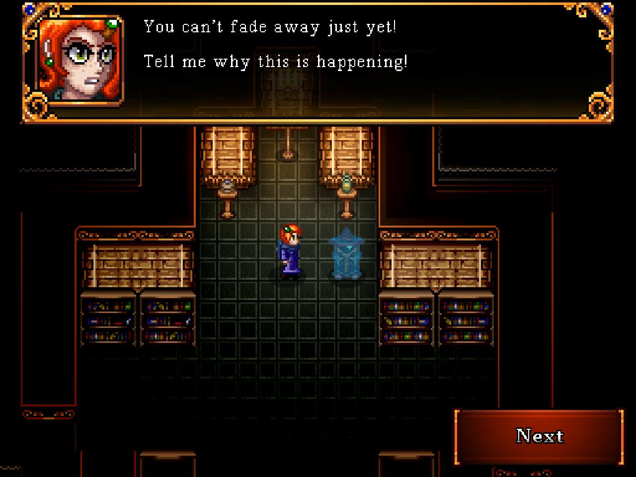 Wayward Souls screenshot #6