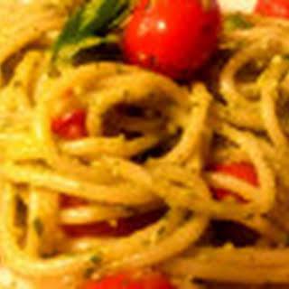 Vegan Pesto.