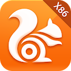 UC Browser for X86 Phones icon