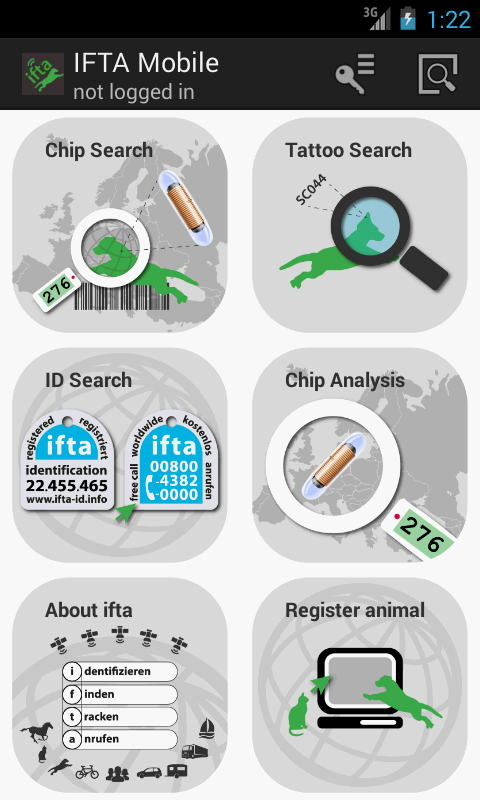 ifta Mobile- screenshot