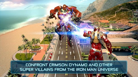 Iron Man 3 - The Official Game Screenshot 15