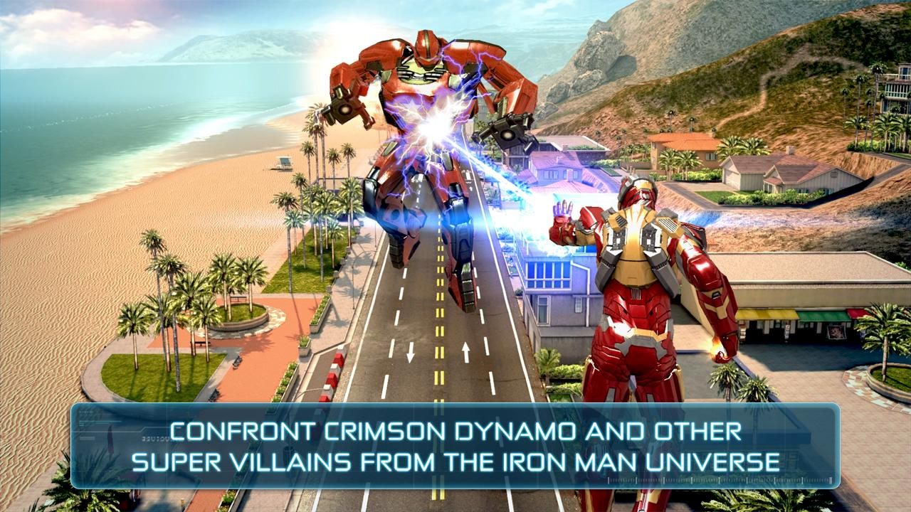 Iron Man 3 - The Official Game screenshot #15