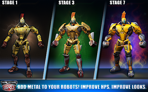 Real Steel World Robot Boxing Screenshot 22