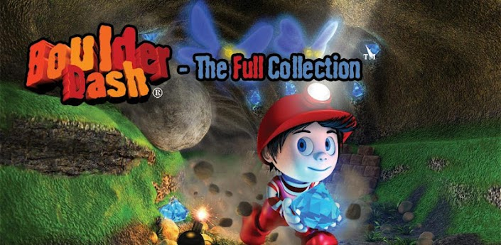 BoulderDash®-TheFullCollection apk