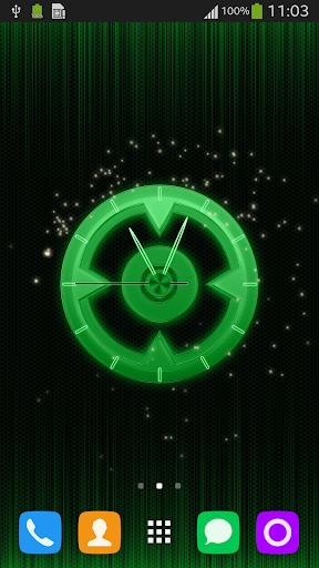 Matrix Clock