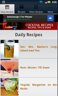 Cocktail Recipes!- screenshot thumbnail