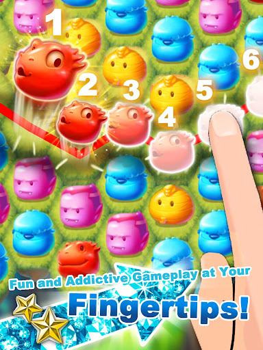 Yo Monsters FREE PUZZLE GAME
