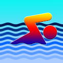Swim Time Converter icon