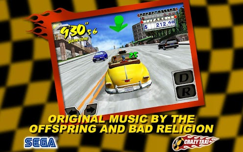 Crazy Taxi Lite(International) - screenshot thumbnail