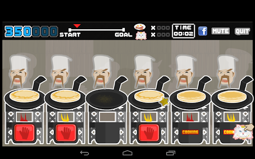 Flap Jacks Pancake Master - screenshot thumbnail