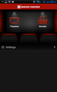 Marcus Theatres - screenshot thumbnail