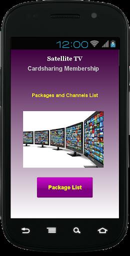 Cardsharing Service