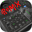 iRemix Portable Music DJ Mixer icon