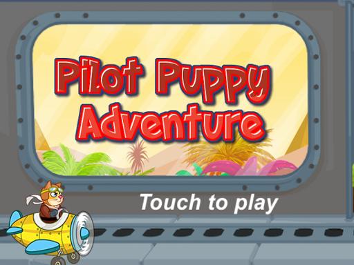 Pilot Puppy Adventure