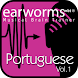 Earworms Rapid Portuguese Vol1