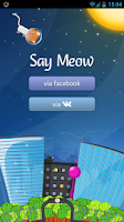 Screenshot of Say Meow