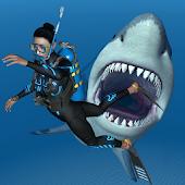 Megalodon Shark Attack