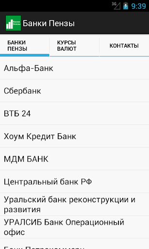 財經必備免費app推薦 Банки Пензы線上免付費app下載 3C達人阿輝的APP