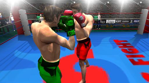拳擊動作遊戲