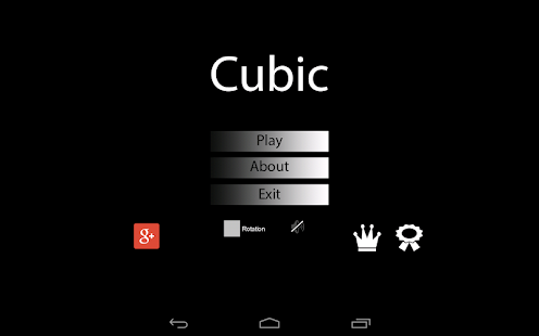 Cubic - screenshot thumbnail