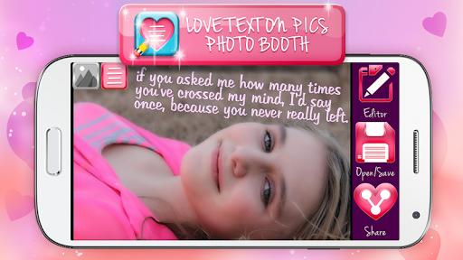 玩免費攝影APP|下載爱情文字图片 Insta text app不用錢|硬是要APP