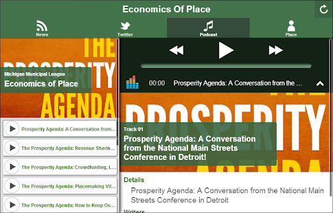 Economics of Place- screenshot thumbnail