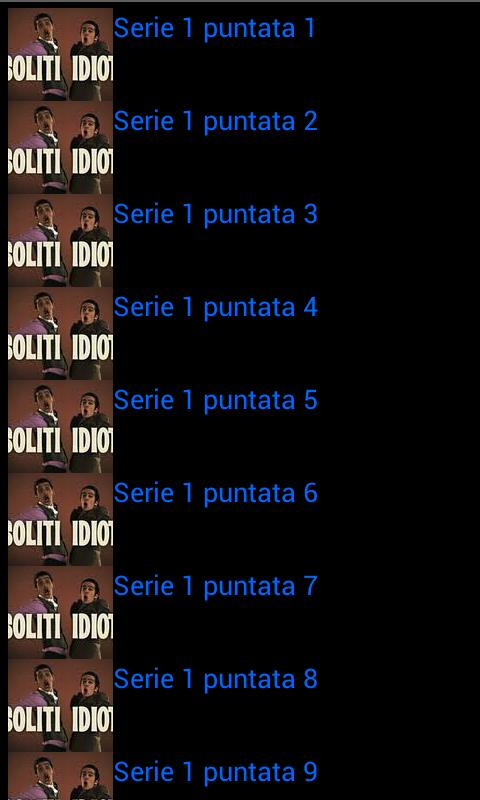 Soliti Idioti - screenshot