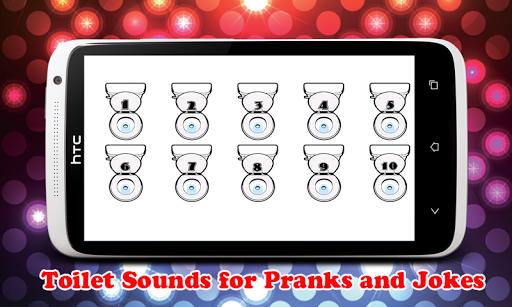 無料娱乐Appの水洗トイレいたずらはSFXジョーク|記事Game